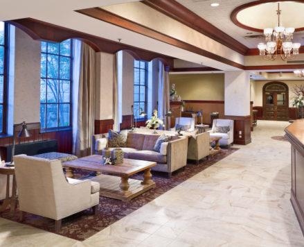 Park Place Hotel Lobby