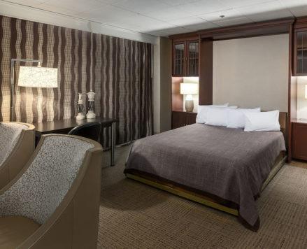Paul Harris Suite Murphy Bed
